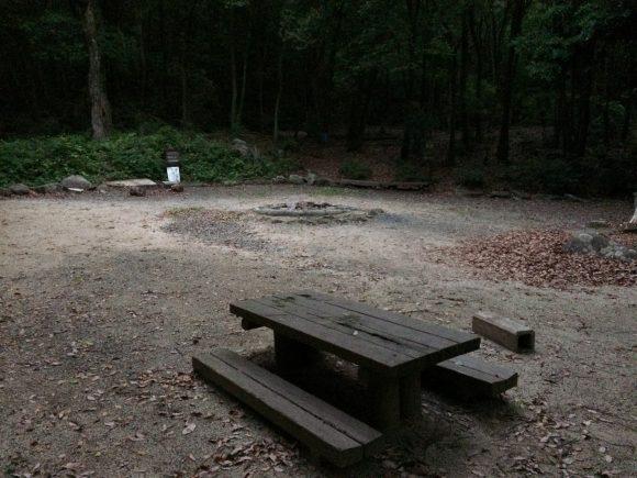 丸山キャンプ場8