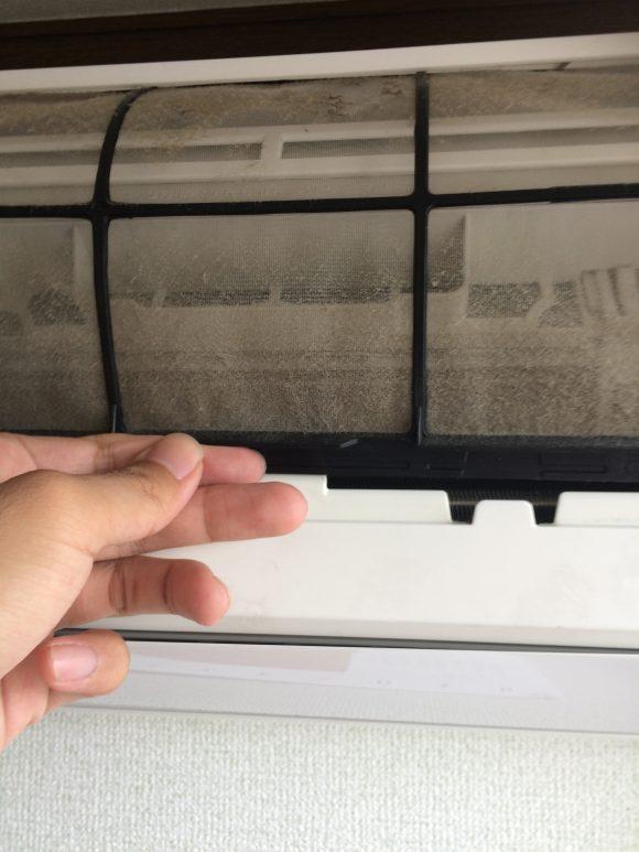 エアコン掃除3